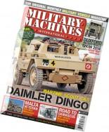 Military Machines International - September 2014