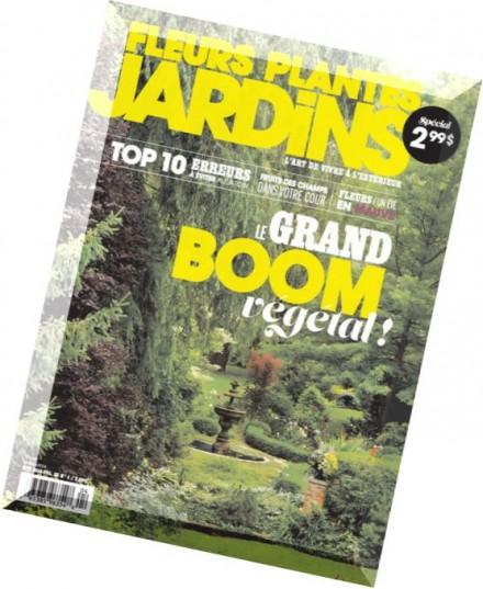 Download fleurs plantes et jardins ete 2014 pdf magazine for Fleurs plantes et jardins