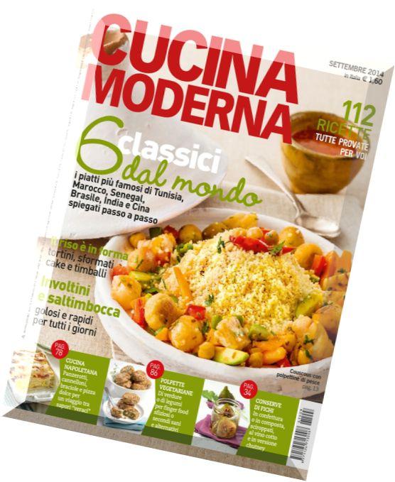 Download cucina moderna settembre 2014 pdf magazine for Cucina moderna 2018 pdf