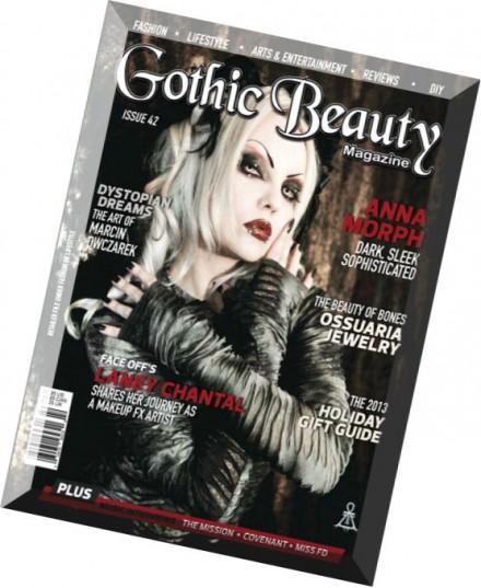 Gothic Beauty Magazine: Download Gothic Beauty Magazine Issue 42