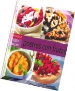 Postres Con Frutas Larousse