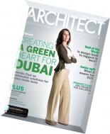 Architect Middle East - August 2014