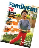 FamilyFun - September 2014