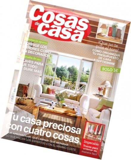 Download cosas de casa agosto 2014 pdf magazine for Cosas de casa online