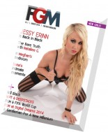 FGM (FOR GUYS MAG) - Issue 1, August 2014