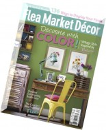Flea Market Decor - June-July 2014