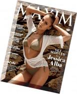 Maxim USA - September 2014