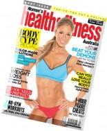 Women's Health and Fitness Australia - September 2014