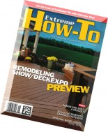 Extreme How-To Magazine - September 2014