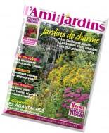 L'Ami des Jardins et de la Maison N 1046 - Septembre 2014