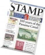 Stamp - September 2014