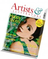 Artists & Illustrators - September 2014
