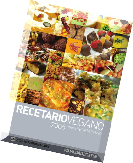 Download recetario vegano cocina vegetariana 2006 pdf for Cocina vegetariana