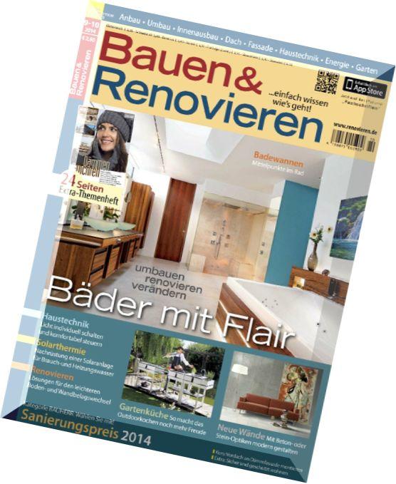 download bauen und renovieren magazin september oktober 2014 pdf magazine. Black Bedroom Furniture Sets. Home Design Ideas