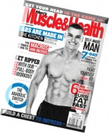 Men's Muscle & Health - September-October 2014