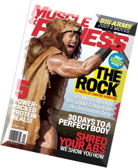 Download Muscle & Fitness – September 2014 - PDF Magazine