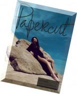 Papercut Magazine - Radiate, 2014