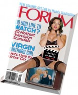 Penthouse Forum - September 2014