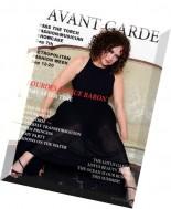 AVANT GARDE Magazine - August 2014