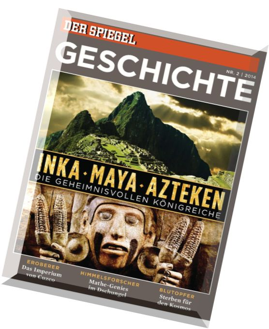 Download der spiegel geschichte magazin april n 02 2014 for Magazin spiegel