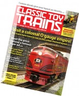 Classic Toy Trains - October 2014