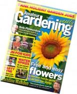 Amateur Gardening - 23 August 2014