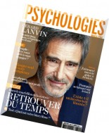 Psychologies France N 343 - Septembre 2014