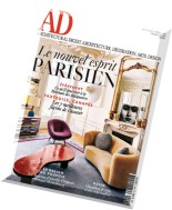 Architectural Digest France N 125 - Aout-Septembre 2014