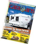 Camping, Cars & Caravans - September 2014
