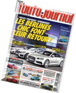 l'Auto Journal N 914 - 21 Aout au 3 Septembre 2014
