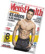 Men's Health France N 67 - Septembre 2014
