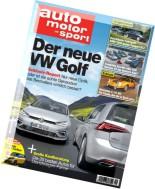 Auto Motor und Sport N 18 - 21 August 2014