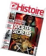 Ca m'interesse Histoire N 26 - Septembre-Octobre 2014