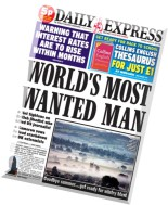 Daily Express - Thursday, August 2014