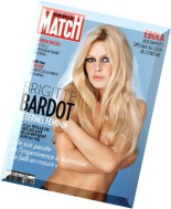 Paris Match N 3405 - 21 au 27 Aout 2014