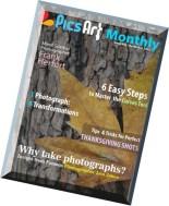 PicsArt Monthly - November 2013