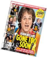 Robin Williams Gone Too Soon 1951-2014