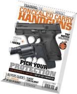 Concealed Carry Handguns - September-October 2014