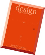 Design Magazine Issue 16, March-April 2014