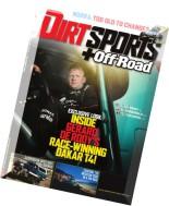 Dirt Sports + Off-road - October 2014