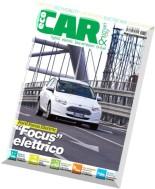 EcoCAR N 16 - Marzo-Aprile 2014
