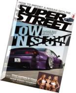 Super Street - October 2014
