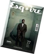 Esquire Spain - Septiembre 2014