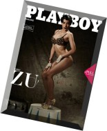 Playboy Thailand - Playboy's Bunny Photobook Zu 2014