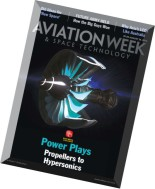 Aviation Week & Space Technology - 25 August 2014
