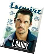 Esquire Singapore Magazine - September 2014