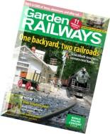 Garden Railways - October 2014