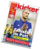 Kicker Sportmagazin 70-2014 (25.08.2014)