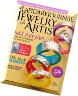 Lapidary Journal Jewelry Artist - September-October 2014