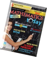 Mathematics Today - March 2014